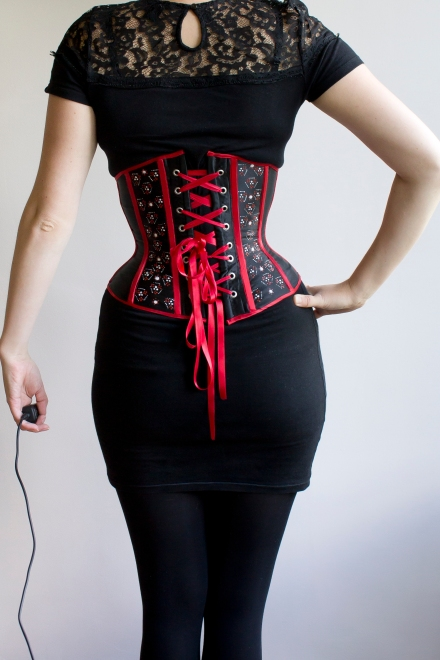 underbust corset sewing pattern
