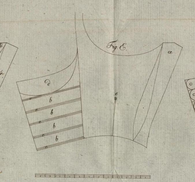 JS Bernhardt corset elastique