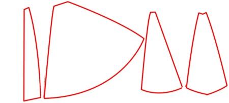 Pattern sketch 1a