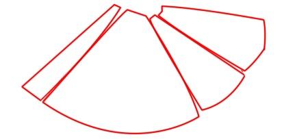 Pattern sketch 1b