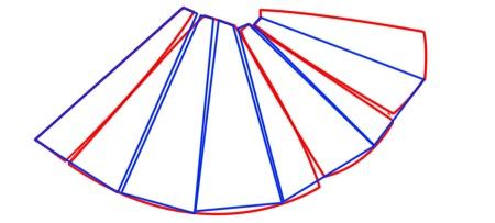 Pattern sketch 1c